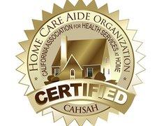 CASAH Cert Logo